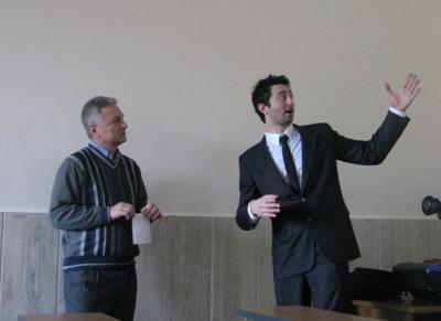 Francesco Agrusti and Dmitrii Silvestrov