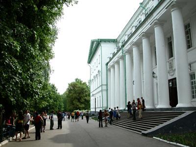 Гоголівський корпус НДУ
